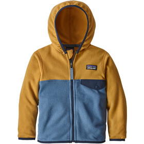 Patagonia Micro D Snap-T Giacca Bambino, woolly blue